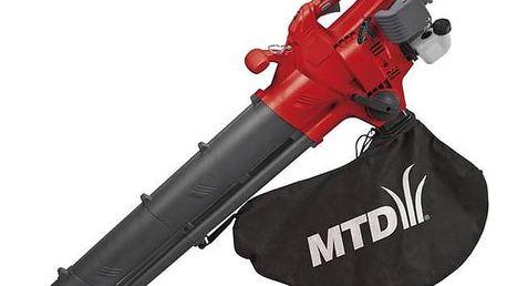 Vysavač listí MTD BV 3000 G + Doprava zdarma
