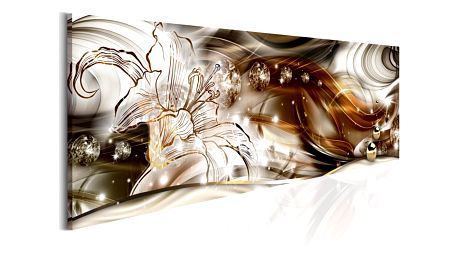 Obraz na plátně - A Touch of Decadence 135x45 cm