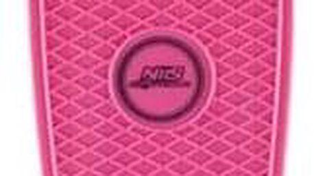 Pennyboard Fishboard Nils Extreme Barva: růžová