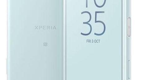 Mobilní telefon Sony X Compact (F5321) (1304-2023) modrý Software F-Secure SAFE 6 měsíců pro 3 zařízení v hodnotě 999 Kč + DOPRAVA ZDARMA