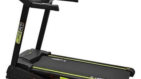 Běžecký pás LIFEFIT TM-1003 Posilovač břišních svalů Lifefit AB EFFECT - zelená (zdarma) + Doprava zdarma