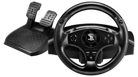 Volant Thrustmaster T80 pro PS4, PS3 + pedály (4160598) černý