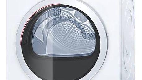 Sušička prádla Bosch WTH85201BY bílá + Doprava zdarma