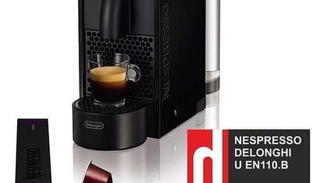 Espresso DeLonghi Nespresso U EN110B černé