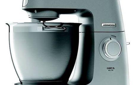 Kuchyňský robot Kenwood Chef XL Elite KVL6420S stříbrný + Doprava zdarma