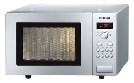 Mikrovlnná trouba Bosch HMT 75M451 nerez