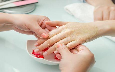 P-Shine japonská manikúra + mikropeeling rukou