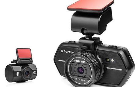 Autokamera TrueCam A6 černá + DOPRAVA ZDARMA