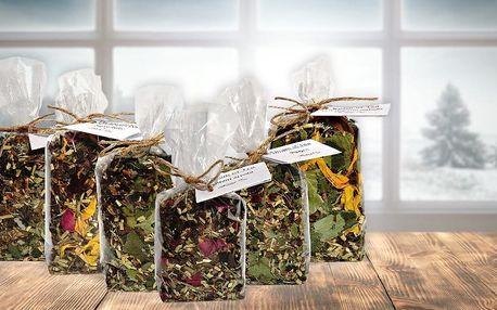Ručně balené bylinné čaje Dream of Tea v jedinečných kolekcích