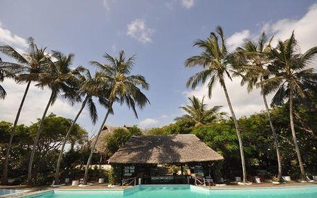 Keňa, Kilifi, letecky na 14 dní all inclusive