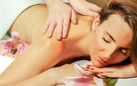 Luxusní celotělová havajská masáž Lomi Lomi v délce 60 minut