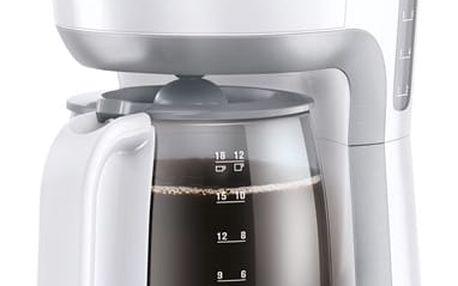 Kávovar Electrolux Love your day EKF3330 bílý