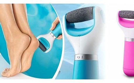 Ztvrdlá kůže na chodidlech způsobuje řadu problémů. Nejen, že praská a bolí, ale také nepěkně vypadá. Díky elektrickému pilníku na chodidla se vám podaří efektivně zbavit tohoto problému.