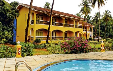 Indie, Goa, letecky na 9 dní polopenze