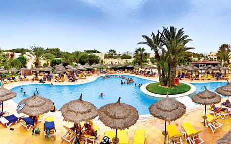 Hotel Club Magic Life Penelope Beach & Aquapark, Djerba, Tunisko, letecky, ultra all inclusive