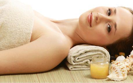 Dotek moře: kosmetické ošetření a masáž mušlemi