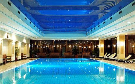 Danubius Health Spa Resort Margitsziget****, Exkluzivní lázeňský hotel na Markétině ostrově