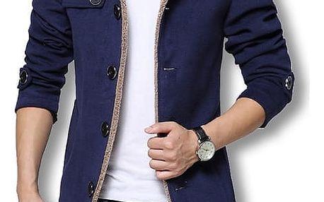 Pánský zateplený kabát Kane - 4 barvy