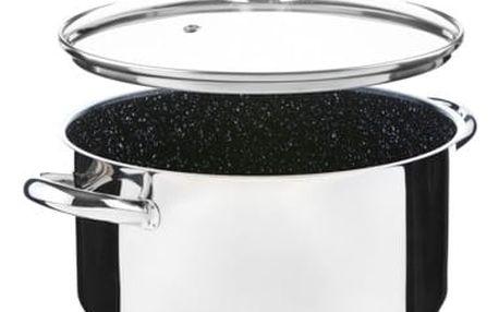 KOLIMAX CERAMMAX PRO STANDARD hrnec s poklicí 26cm 6,5l, granit černá