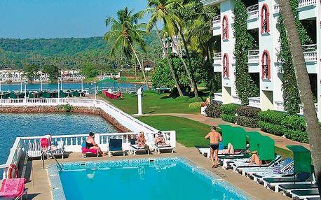 Indie, Goa, letecky na 9 dní snídaně