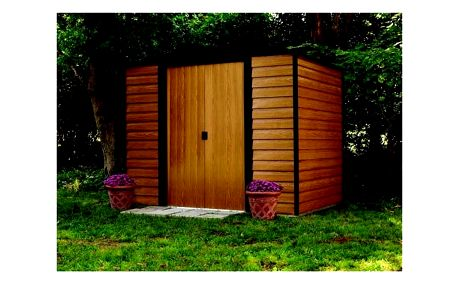 Zahradní domek Arrow Woodrige 6x5 + Doprava zdarma