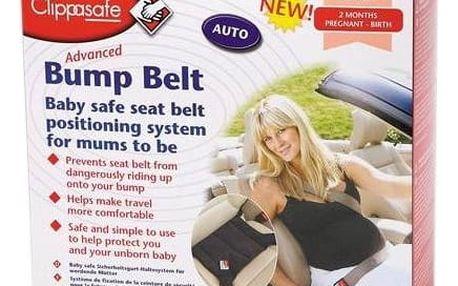 Bezpečnostní pás Clippasafe do auta pro těhotné + Doprava zdarma