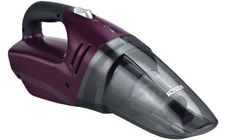 Akumulátorový vysavač Bosch BKS4003 fialový + Doprava zdarma