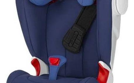 Autosedačka Britax/Römer KIDFIX II XP SICT 2016 Ocean Blue 15-36 kg modrá + Doprava zdarma