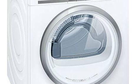 Sušička prádla Siemens WT47W590 bílá + Doprava zdarma