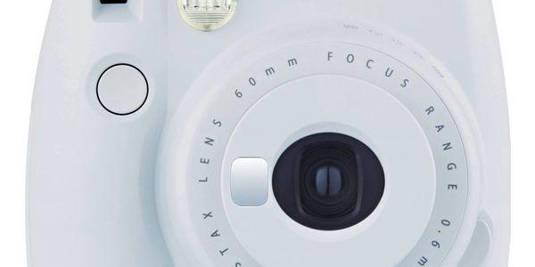 Digitální fotoaparát Fujifilm Instax mini 9 + pouzdro bílý2