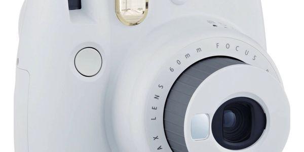 Digitální fotoaparát Fujifilm Instax mini 9 + pouzdro bílý5