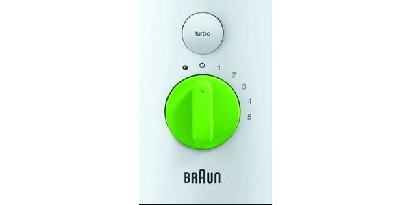 Stolní mixér Braun JB 3060 WH bílý4
