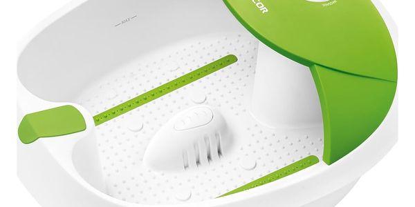Masážní přístroj nohou SFM 3721 VT SENCOR, zelená