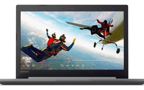 Notebook Lenovo 320-15AST (80XV00L1CK) šedý Software Microsoft Office 365 pro jednotlivce CZ + Software F-Secure SAFE, 3 zařízení / 6 měsíců v hodnotě 2 278 Kč + DOPRAVA ZDARMA