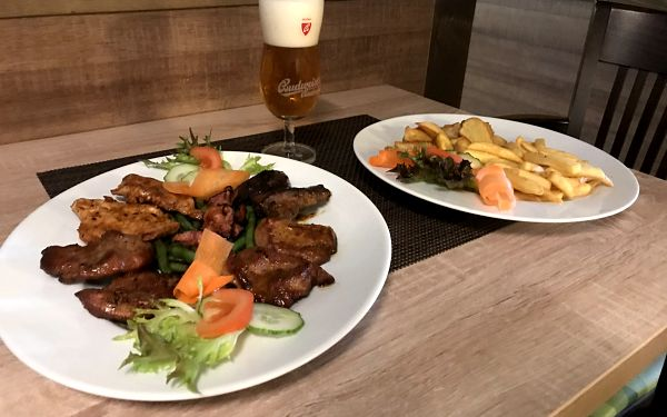 Restaurace Pohádka