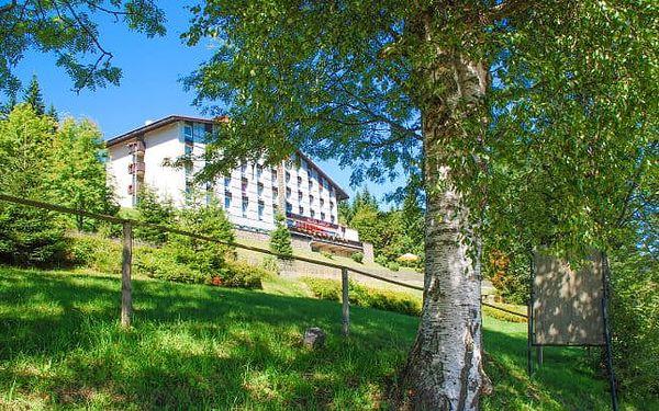 Šumava: pobyt v oblíbeném hotelu Zadov ***