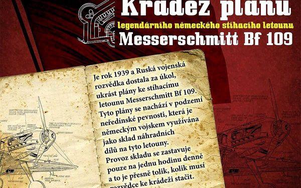 Útěk Olomouc