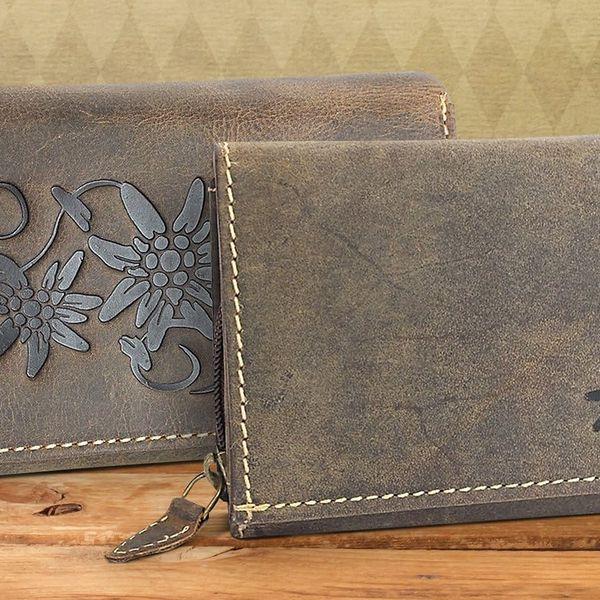 Dámská kožená peněženka HAROLD'S