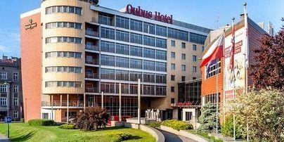 Qubus Hotel Kraków ****