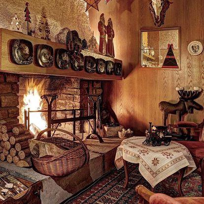 Dolomity - San Martino**** na 6 dní pro dva s wellness