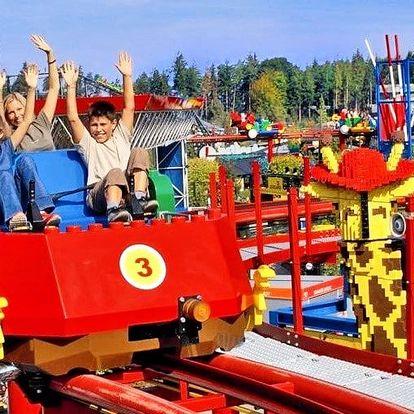 Celodenní výlet do Legolandu včetně vstupenky