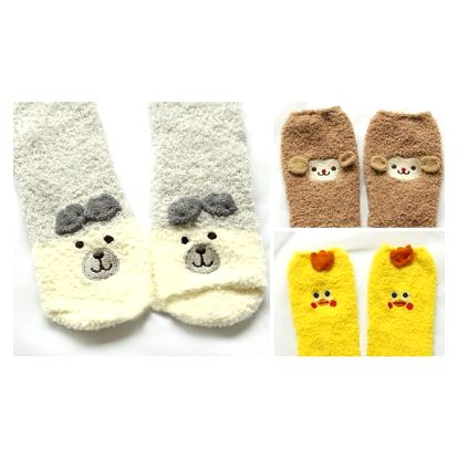 Roztomilé dámské ponožky Kitty