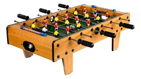 MAX 11773 Mini stolní fotbal s nožičkami 70 x 37 x 25 cm