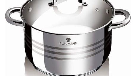 Blaumann Hrnec s poklicí nerez Gourmet Line 18 cm, pr. 18 cm