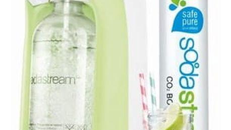 Výrobník sodové vody SodaStream Pastels JET PASTEL GRASS GREEN zelený