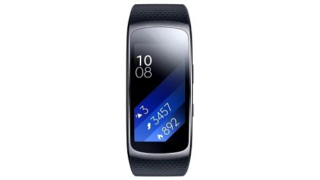 Samsung Galaxy Gear Fit 2 SM-R360, dark grey