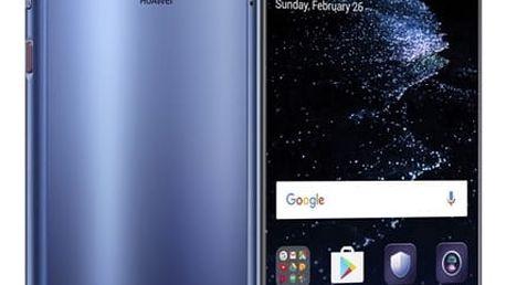 Mobilní telefon Huawei P10 Dual SIM (SP-P10DSLOM) modrý + DOPRAVA ZDARMA