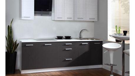 Kuchyňský blok margaret *cenový trhák*, 240/217/60 cm