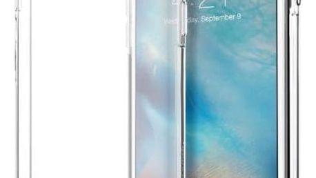 Kryt na mobil Spigen Liquid Crystal pro Apple iPhone 6/6s (HOUAPIP6SSPTR) průhledný + Doprava zdarma