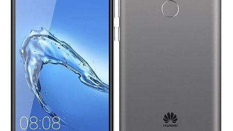 Mobilní telefon Huawei Nova Smart Dual SIM (SP-NOVASDSTOM) šedý Software F-Secure SAFE 6 měsíců pro 3 zařízení (zdarma) + Doprava zdarma